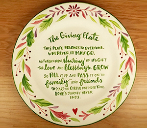 Reno The Giving Plate